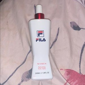 FILA women's body spray